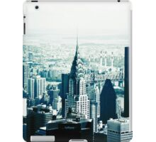 NYC - Chrysler Building iPad Case/Skin