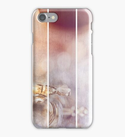Sanborn (experienced) iPhone Case/Skin