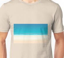 sunrise beach Unisex T-Shirt