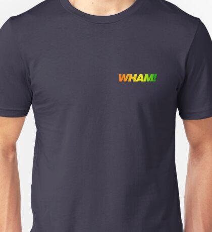 WHAM! Rainbow Unisex T-Shirt