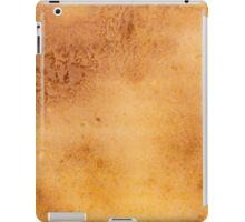 abstract texture iPad Case/Skin