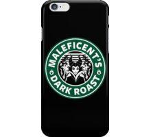 Maleficent's Dark Roast iPhone Case/Skin