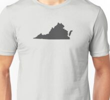 Virginia Plain Unisex T-Shirt