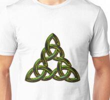 Bee Celtic Triquetra Unisex T-Shirt