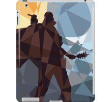 BATTLEFIELD 1 Polygon FRACTURED iPad Case/Skin