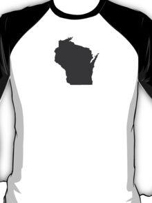 Wisconsin Plain T-Shirt