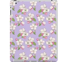 Apple Blossom Pattern iPad Case/Skin