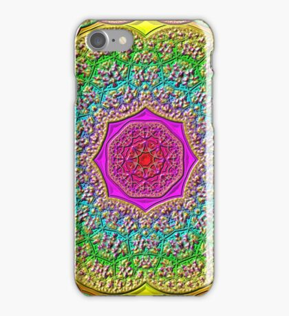 Fettered Synchronicity  iPhone Case/Skin