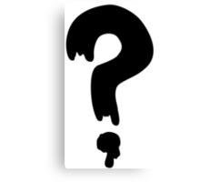 Gravity Falls Soos Shirt Canvas Print