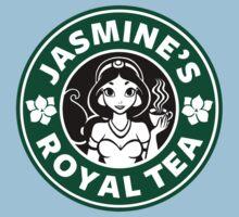 Jasmine's Royal Tea Kids Clothes