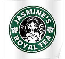 Jasmine's Royal Tea Poster