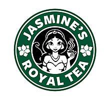 Jasmine's Royal Tea Photographic Print