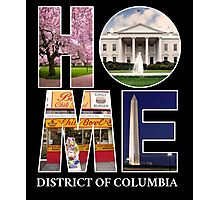 Home District of Columbia Photographic Print