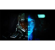 Master Chief and Cortana Photographic Print