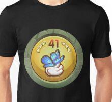 Glitch Achievement practical lepidopteral manipulator Unisex T-Shirt