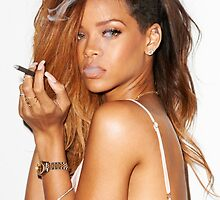 Cover Girl Rolling Stone 2 by RihannaLove