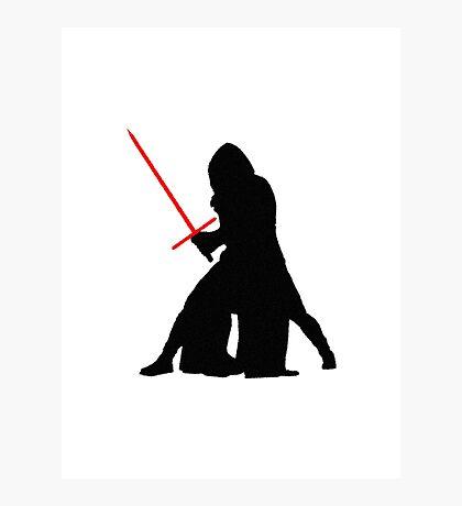 Star Wars - Jedi Killer Photographic Print