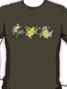 bellsprout, weepinbell, victreebel T-Shirt