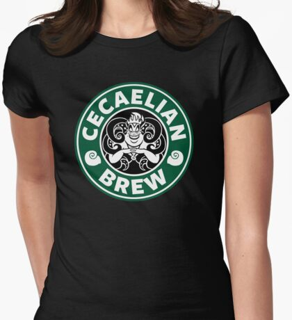 Cecaelian Brew Womens Fitted T-Shirt