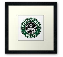 Stepmother's Brew Framed Print