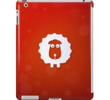 Chinese Zodiac - Year of the Sheep iPad Case/Skin