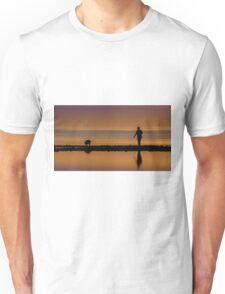 Sunset walkers Unisex T-Shirt