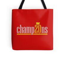 Champ20ns Tote Bag