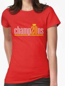 Champ20ns Womens Fitted T-Shirt