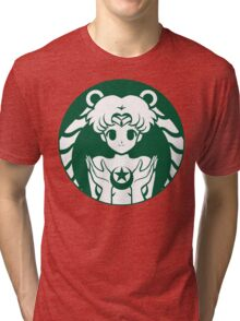 Moonbucks Tri-blend T-Shirt