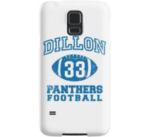 Dillon Football Samsung Galaxy Case/Skin