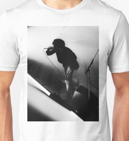 Matty Healy in Concert Unisex T-Shirt