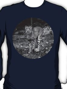 BW Cheetah T-Shirt