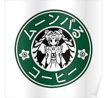 Moonbucks Coffee: Special Edition Poster
