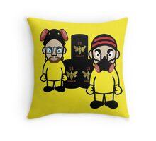 Jesse & Walt - Cloud Nine Throw Pillow