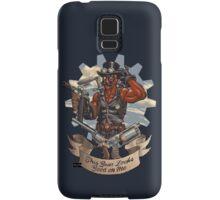 Inevitable Steampunk Version Samsung Galaxy Case/Skin