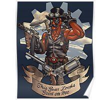 Inevitable Steampunk Version Poster