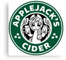 Applejack's Cider Canvas Print