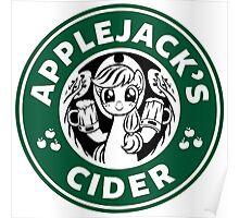 Applejack's Cider Poster