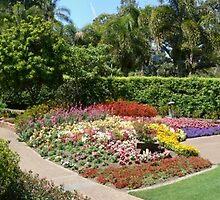 Gardens panorama by PhotosByG