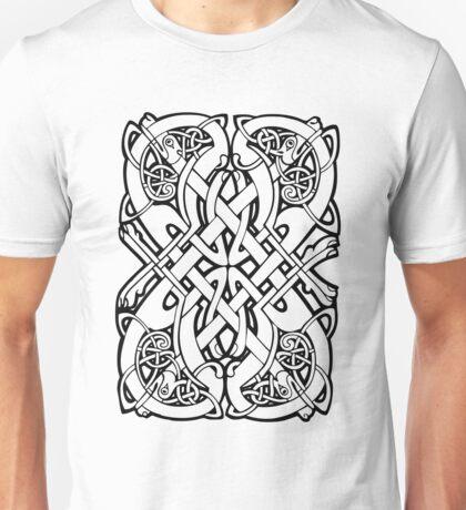 Celtic dogs 2 Unisex T-Shirt