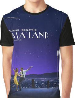 La La Land Movie Graphic T-Shirt