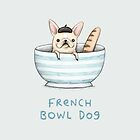 French Bowl Dog by Sophie Corrigan