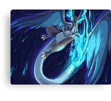 Mega Charizard X iPhone Case Canvas Print