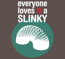 Slinky! [WHITE TEXT] Kids Clothes