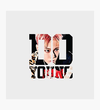 NCT 127 Doyoung LIMITLESS Photographic Print