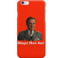Bingo! How fun! iPhone Case/Skin
