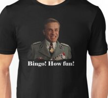 Bingo! How fun! Unisex T-Shirt