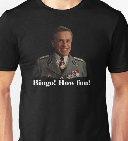 Bingo! How fun! Unisex T-Shirt