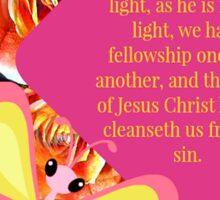 Christian Art Sticker
