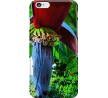 banana - platano iPhone Case/Skin